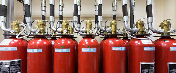 FM-200 Fire Extinguishing Systems